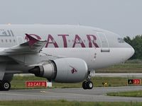A7-AFE @ LFBD - Qatar Amiri Flight (Qatar Airways) after training flight - by Jean Goubet-FRENCHSKY