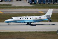 N2 @ FLL - FAA Cessna 560XL