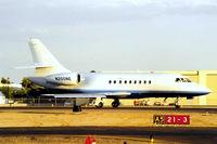 N200NE @ KSDL - Dassault Falcon 2000 [22] Scottsdale~N 16/10/1998