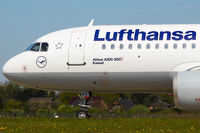 D-AIPE @ EDDH - Lufthansa (DLH/LH) - by CityAirportFan