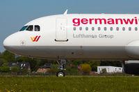 D-AIQF @ EDDH - Germanwings (GWI/4U) - by CityAirportFan