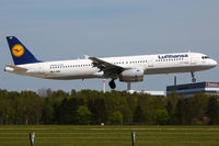 D-AIRD @ EDDH - Lufthansa (DLH/LH) - by CityAirportFan