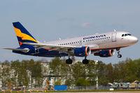 VP-BIS @ EDDH - Donavia (DNV/D9) - by CityAirportFan