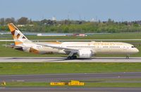 A6-BLF @ EDDL - Etihad B789 a week in service when I took this picture. - by FerryPNL