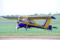 D-EWRX @ EDDB - Berlin Air Show 9.5.02 - by leo larsen