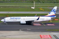 D-ASXJ @ EDDL - Sunexpress B738 operated for Eurowing. Ex TC-SUV and 5B-DBI - by FerryPNL