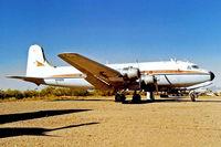 N44908 @ KL07 - Douglas C-54P-20-DO Skymaster [27246] (Biegert Aviation) Chandler-Memorial Airfield~N 17/10/1998