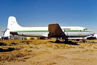 N301JT @ KL07 - Douglas C-54B-15-DO Skymaster [18375] (Pacific Air Express) Chandler-Memorial Airfield~N 17/10/1998