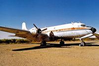 N44904 @ KL07 - Douglas C-54Q-10-DC Skymaster [10862] (Biegert Aviation) Chandler-Memorial Airfield~N 17/10/1998