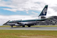 ZK-NAV - Boeing 737-219 [23472] (Air New Zealand) (Place & Date Unknown)~ZK - by Ray Barber