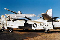 149268 @ KDMA - Grumman S-2F-3S Tracker [787-41] (Ex United States Navy) Davis Monthan AFB~N 15/10/1998 - by Ray Barber
