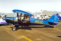 N153C @ KSDL - Aviat A-1A Husky [1415] Scottsdale~N 16/10/1998 - by Ray Barber