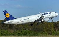 D-AIUG @ EDDF - departure via RW18W_A320 - by Friedrich Becker