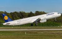 D-AISE @ EDDF - departure via RW18W - by Friedrich Becker