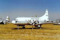 141016 @ KDMA - Convair 340 C-131F Samaritan [299] (Ex United States Navy) Davis Monthan AFB~N 15/10/1998 - by Ray Barber