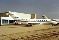 N926QS @ KSMO - Cessna Citation X [750-0026] (NetJets) Santa Monica-Municipal~N 11/10/1998