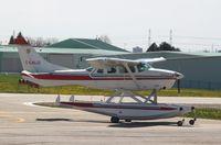 C-GALO @ CYKZ - Cessna TU206G - by Mark Pasqualino