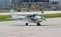 C-GBWQ @ CYKZ - Cessna 172S - by Mark Pasqualino