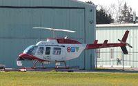 C-FCTV @ CYKZ - Bell 206L-4 - by Mark Pasqualino