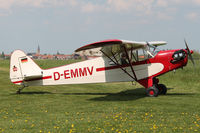D-EMMV @ EBMO - At Moorsele. - by Raymond De Clercq