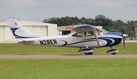 N28ER @ LAL - Cessna 172N