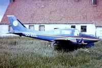 OO-EEL @ EBOS - Beagle B.206C Srs.1 [B026] Ostend-Oostende~OO 13/05/1979. From a slide.