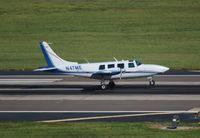 N47ME @ TPA - Aerostar 600