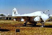 164377 @ KDMA - Grumman A-6E Intruder [I-717] (AMARC) Davis Monthan AFB~N 15/10/1998 - by Ray Barber