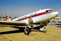 N1934D @ KLGB - Douglas DC-2-118B [1368] (Museum of Flight) Long Beach~N 11/10/1998