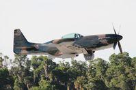 N51DL @ LAL - Cavalier Mustang