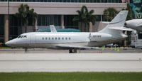 N51MN @ FLL - Falcon 2000