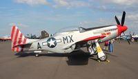 N51MX @ LAL - P-51D Mad Max
