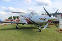 N58NG @ LAL - Pilatus PC-12