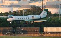 N61WH @ FLL - Gulfstream IV