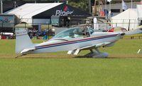 N65PH @ LAL - Mustang II