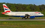 G-EUPW @ EDDF - departure via RW18W - by Friedrich Becker