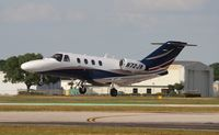 N72JW @ LAL - Citation 525