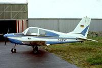 D-EBVT @ EDLM - D-EBVT   Socata GY-80 Horizon 160 [69] Marl~D 13/05/1978. From a slide.