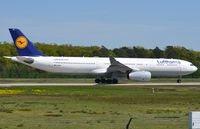 D-AIKD @ EDDF - Lufthansa A333 departing. - by FerryPNL