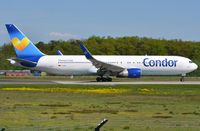 D-ABUI @ EDDF - Condor B763 taking-off. - by FerryPNL