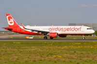 D-ABCO @ EDDF - And they say Germans don't have a sense of humor - by FerryPNL