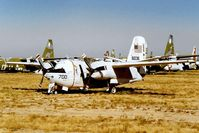 146036 @ KDMA - Grumman C-1A Trader [66] (Ex United States Navy) Davis Monthan AFB~N 15/10/1998 - by Ray Barber