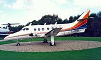 G-BBYM @ EGWC - Handley Page HP.137 Jetstream Series 200 [243] RAF Cosford~G 09/06/1996