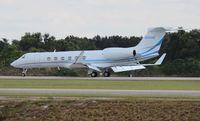 N95AE @ ORL - Gulfstream V