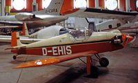 D-EHIS @ EDVE - Stark Turbulent D [104] Braunschweig~D 25/05/1984. From a slide.
