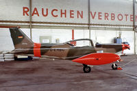D-EHBC @ EDLN - SIAI-Marchetti SF.260 [2-59] Dusseldorf-Monchengladbach~D 12/05/1978. From a slide.