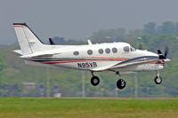N95VB - BE9L - Kabo Air