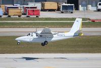 N106FL @ FLL - Aerocommander