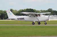 N106ME @ LAL - Cessna 172S