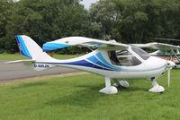 D-MRJN @ EBFN - Koksijde fly in 2014. - by Raymond De Clercq